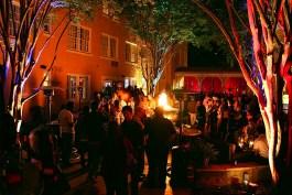 Artmore Courtyard Party