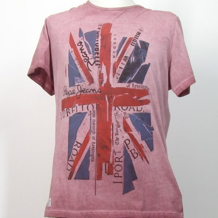 T.SHIRT MC HOMME PEPE JEANS
