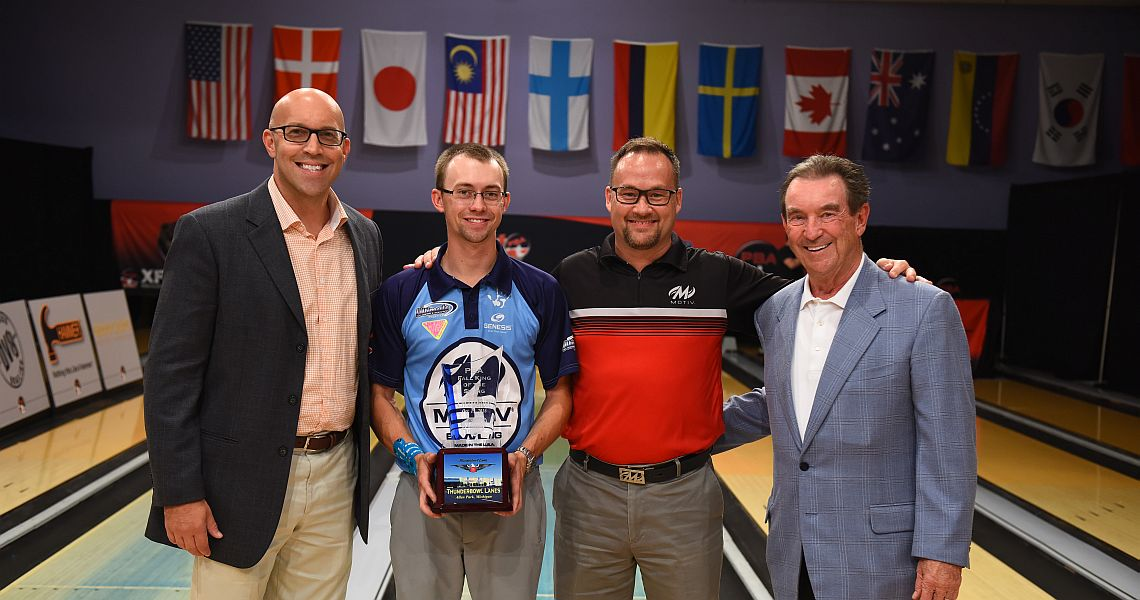 EJ Tackett defeats Sean Rash to win PBA Fall King of the Swing finale