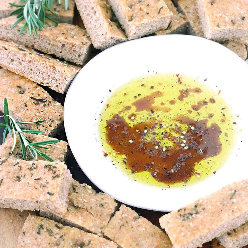 Robust An Italian Restaurant This Slightlyspicy Olive Olive Oil Bread Dip Olive Oil Bread Dipper Recipe Olive Oil Bread Dip Recipe Bring Home Part nice food Olive Oil Bread Dip