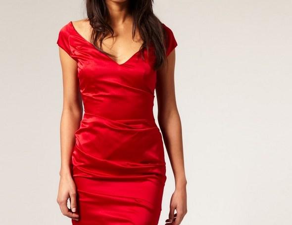 ebay red dress.1