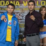 Maidana and Lopez
