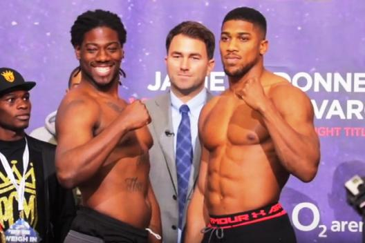 Charles Martin says he is 'guaranteed' to beat Anthony Joshua