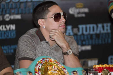 photo: zab judah danny garcia