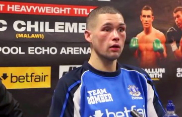 Isaac Chilemba Bellew Chilemba Bellew vs. Chilemba  tony bellew