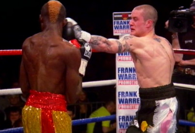 Burns Fana Burns vs. Fana  ricky burns
