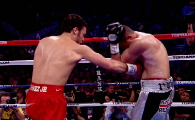 Chavez vs. Lee  julio cesar chavez jr andy lee