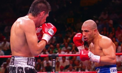 Cotto vs. Margarito  miguel cotto antonio margarito