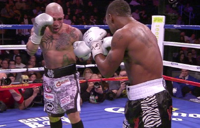 Cotto Trout Cotto vs. Trout  miguel cotto james kirkland austin trout