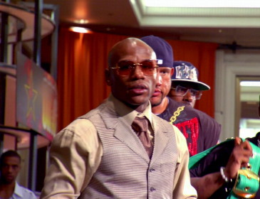 photo: miguel cotto floyd mayweather jr