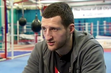 photo: gennady golovkin carl froch