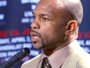 photo: roy jones jr bernard hopkins