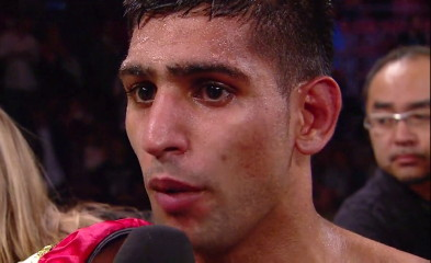 HBO  amir khan