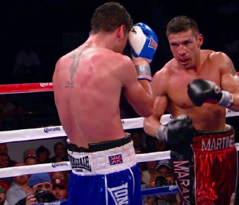 Martinez Ward Martinez vs. Ward  sergio martinez andre ward