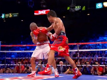 Pacquiao vs. Cotto  miguel cotto manny pacquiao