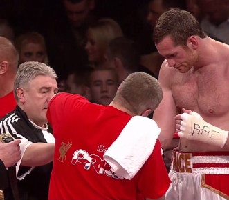photo: tyson fury tony thompson matt skelton kevin johnson denis boytsov david price