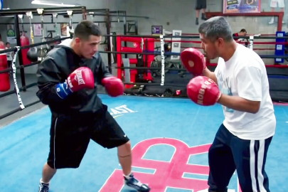 Rios Chaves Rios vs. Chaves Diego Chaves  brandon rios