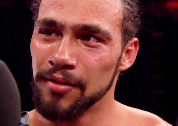 photo: keith thurman