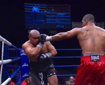 Tua Thompson Tua vs. Thompson  tony thompson david tua