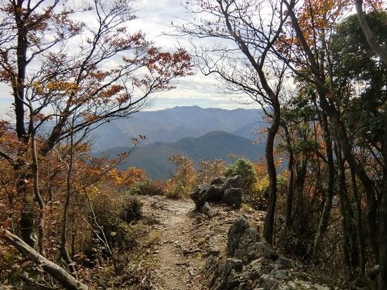 高見山登山13