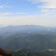 狩猟シーズンオフの体力維持に登山! その1.高見山(たかすみ温泉ルート)