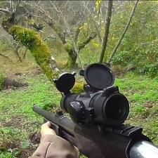 狩りバカ日誌 2015年11月8日(散弾銃・イノシシ巻き狩り)