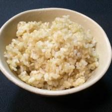 栄養豊富!でもそれだけじゃない、味もいいぜ!現代人に玄米のすすめ