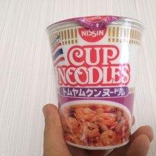 世界三大スープのラーメン。トムヤムクンヌードルを食べてみた。