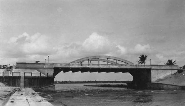 Old Boynton Inlet Bridge