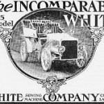 White Auto Co. 1905