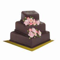 BP Tronchetti Oro con torta