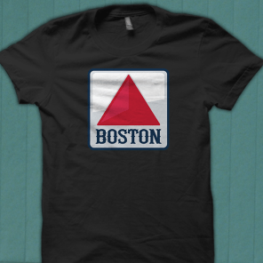 Boston- Fenway Park Sign Shirt