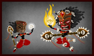 Crystal-Casters-Gacha-Tiki-Shaman-Fire-Warrior2