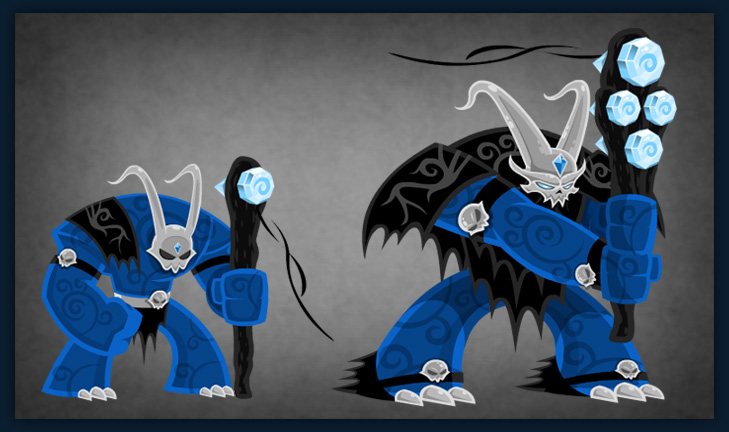 Crystal-Casters-Gacha-Tribal-Warrior-Mage