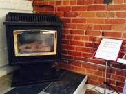 Stay Warm at Fernwood