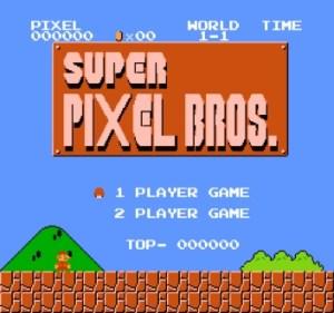 SuperPixelBrosTitleScreen