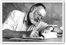 hemingway-writing