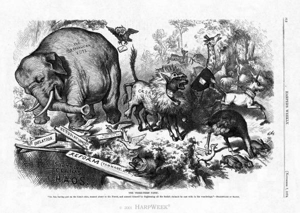 Nast elephant