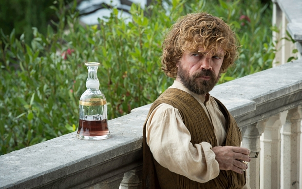 Tyrion and Lindsey have a lot in common...
