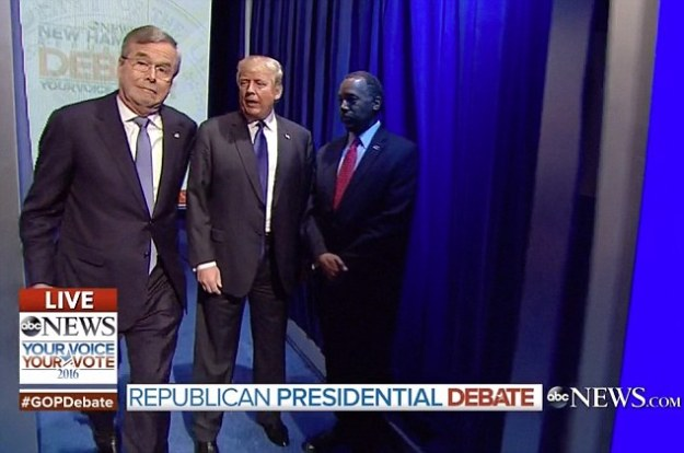 When Trump and Carson first bonded: Remember THIS special moment?