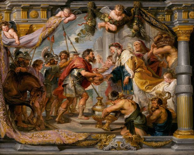 Peter_Paul_Rubens_-_The_Meeting_of_Abraham_and_Melchizedek_-_WGA20435
