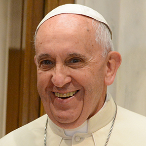 Franciscus_in_2015