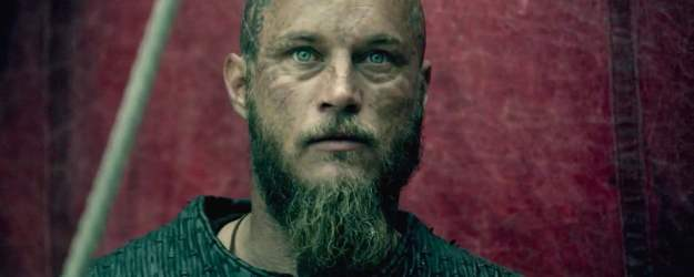 Actual photograph of Dooanld the Ready. OK, so technically it's an actor portraying my ancestor Ragnar Lothbrok. Best I could do...