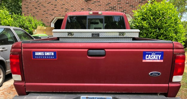 I didn't have any pictures to go with any of these topics. So here's a pic of the back of my truck...