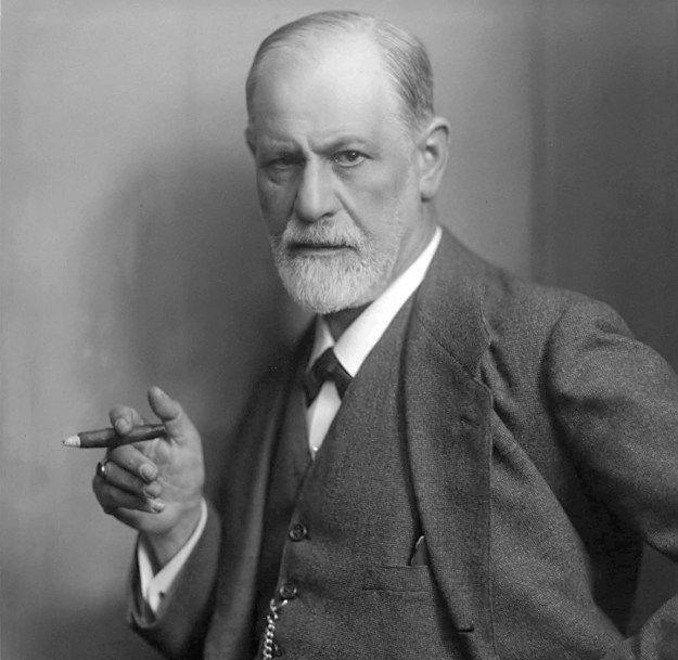 "This is dream expert Sigmund Freud, whom you may recall from ""Bill & Ted's Excellent Adventure"""
