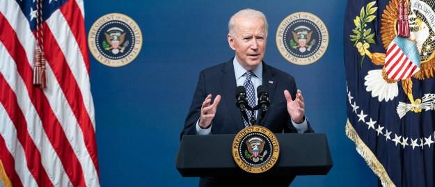 Biden speak
