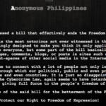 Bangko Sentral ng Pilipinas (BSP) Hacked by Anonymous Philippines