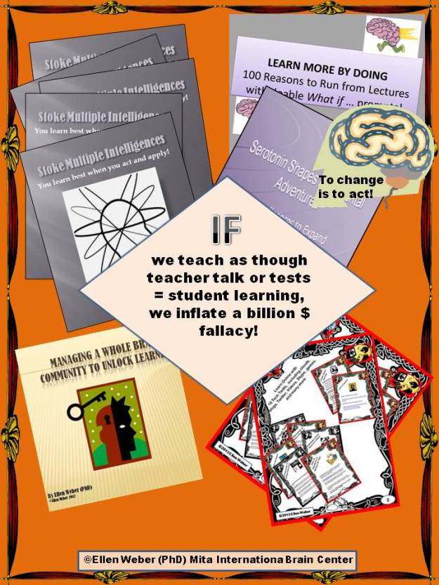 Learn-teach quote poster