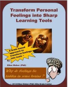 Feelings into learning tools