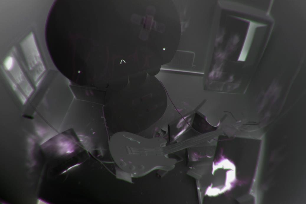 Previo del videoclip para Ex Luna Scientia de Rolo Tomassi